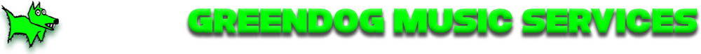 GreenDog Music Service
